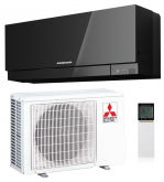Mitsubishi Electric MSZ-EF42VE2 / MUZ-EF42VE Design (Black)